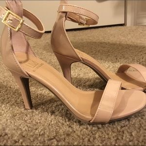 9131173b906 Shoes - Material Girl Blaire Two-Piece Dress Heel Sandal